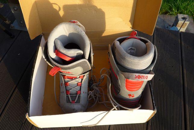 Buty snowboardowe SONIG r. 25