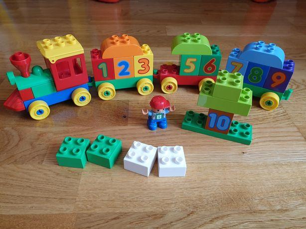 Lego Duplo Поезд 10847