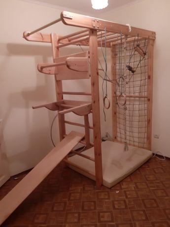 Продам деревянную шведскую стенку