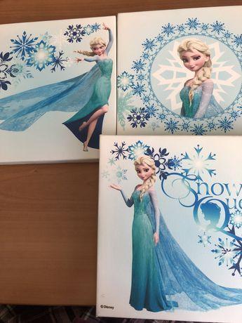 Obrazki Frozen