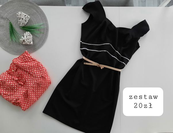 Sukienka + bluzka