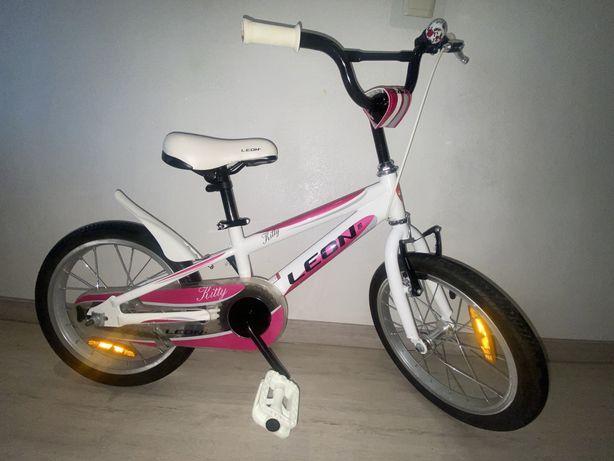 Велосипед дитячий  Leon KITTY