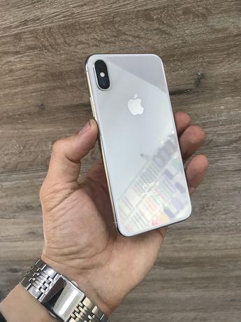 Iphone X 64g Silver Магазин!Гарантия!Кредит!Рассрочка!