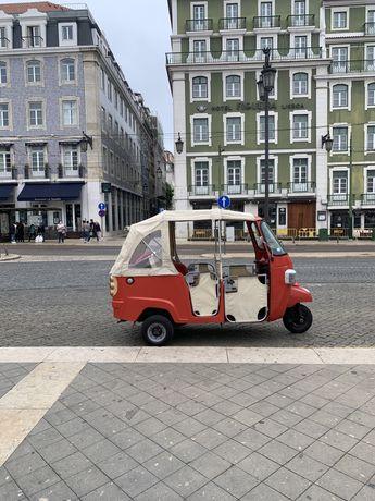 Tuk Tuk piaggio calessino 200 e citycoco scooter