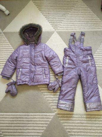 Komplet Kurtka i spodnie narciarskie Coccodrillo 104