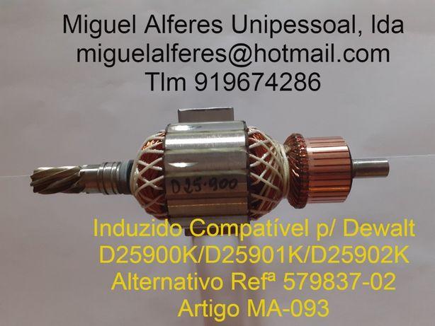 Induzidos Dewalt D25900K/D25600K/D25601K/DW545/DW540/D25113K