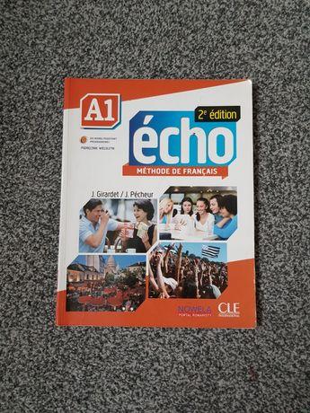 Podręcznik Écho A1
