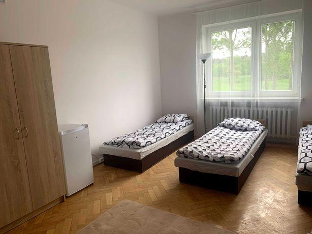Pokoje / kwatery / noclegi pracownicze-Teresin, Błonie, Grodzisk Maz.