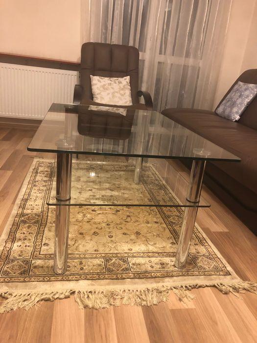 Ława(stolik) szklana używana Kraków - image 1