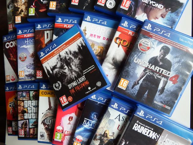 PS4 Dying Light + The Following PL dubbing inne gry PS4 Playstation 4