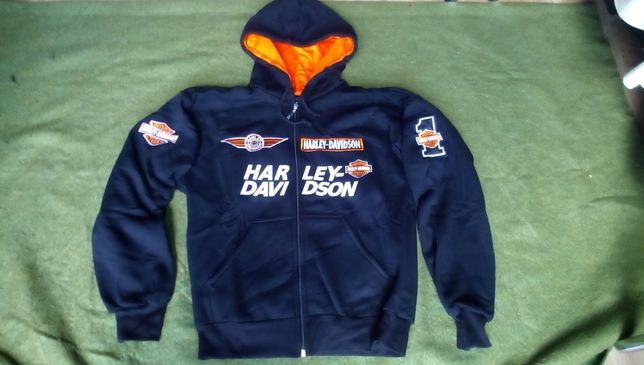 Harley Davidson nowa bluza z kapturem L