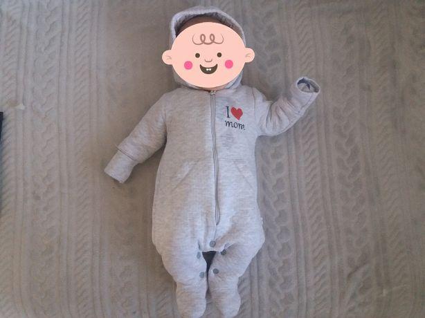 Комбинезон для мальчика (новороженного)
