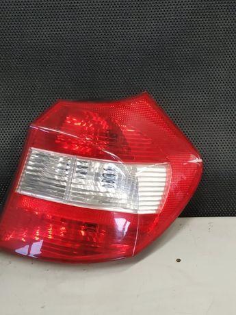 BMW série 1 trás direito