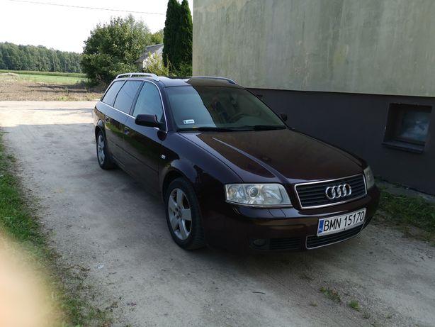 Audi a6 c6 2004r. 2.0 benzyna+gaz