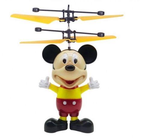 Летающий Микки Маус Волшебная интерактивная игрушка для детей