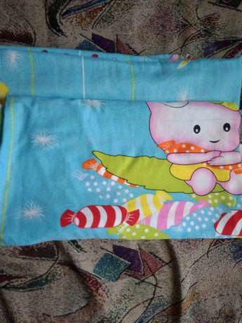 Продам детское постельное белье,в детский сад.