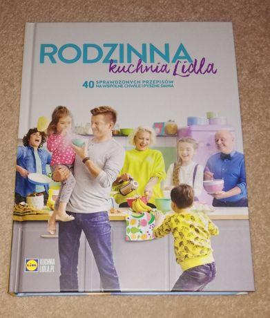 Rodzinna kuchnia lidla - książka kucharska, Ładocha, Okrasa, Małecki