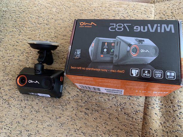 Wideorejestrator MIO MiVue 785 + Karta 64GB
