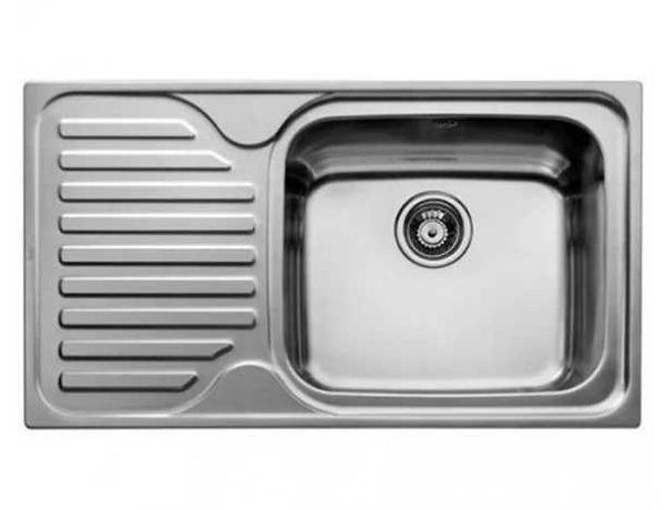 Кухонна мийка Teka CLASSIC MAX 1B 1D LHD  нержавіюча сталь нова