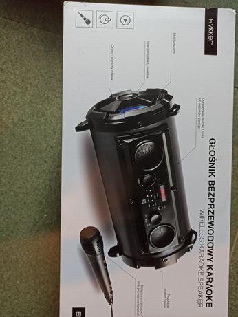 Głośnik z mikrofonem Karaoke