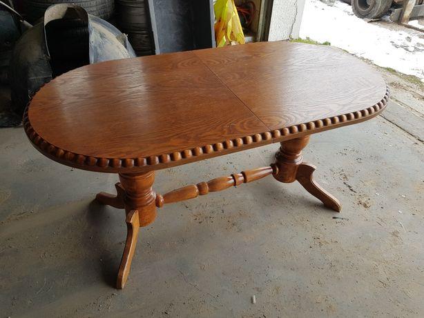 Lawa stol drewniany regulowany