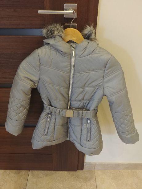 Kurtka zimowa dziecięca Coccodrillo rozmiar 128 jak nowa