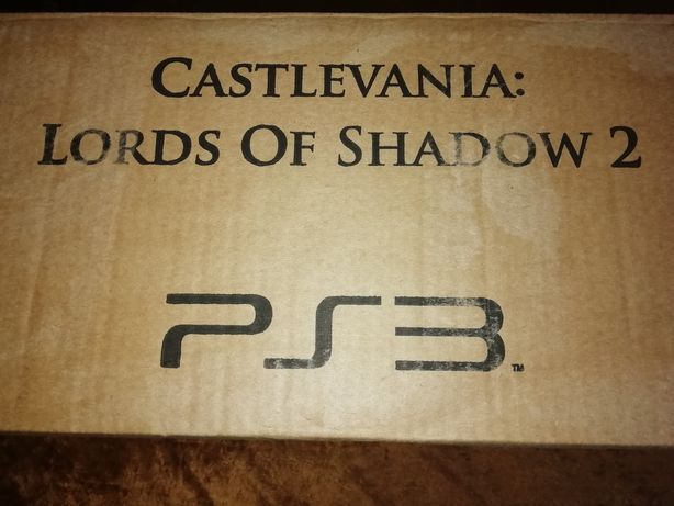 Castlevania lord of shadow 2 dracula's tomb premium edition Ps3