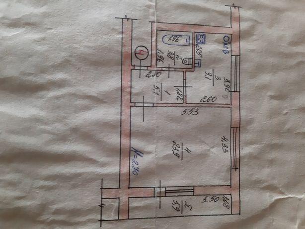 Продам 1-ную квартиру