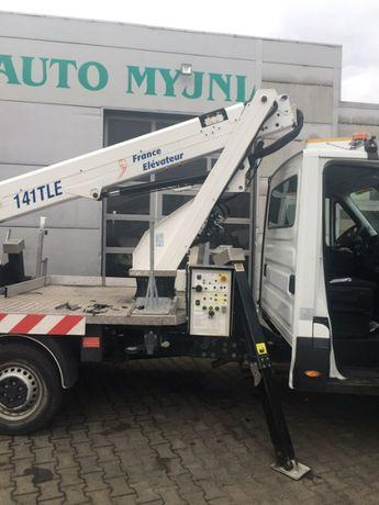 Автовышка Iveco Daily 141TLE