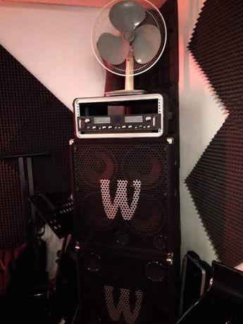 Amplificador Warwick Quad Vl 600W