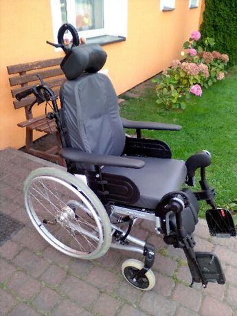 Sprzedam używany wózek inwalidzki