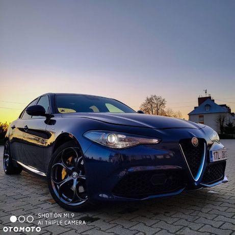 Alfa Romeo Giulia Alfa Romeo Giulia 2.2 Diesel AT8 Q4 Veloce gwarancja fabryczna 06/2021