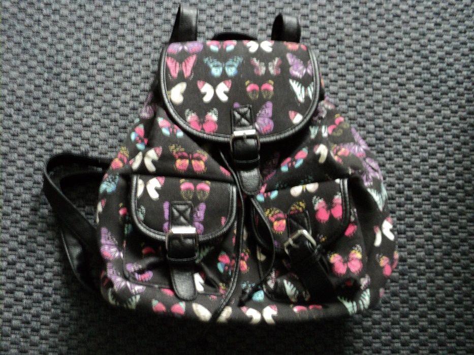 Plecak młodzieżowy, motyle Błonie - image 1