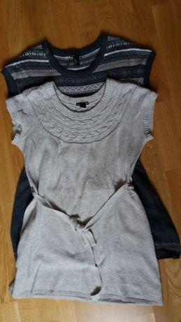 tunika ciążowa sweterkowa H&M r. M