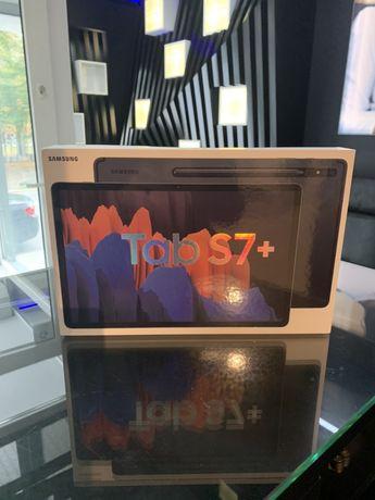Samsung Galaxy Tab S7 + 256GB Black T970 WiFi Ogrodowa 9 Poznań