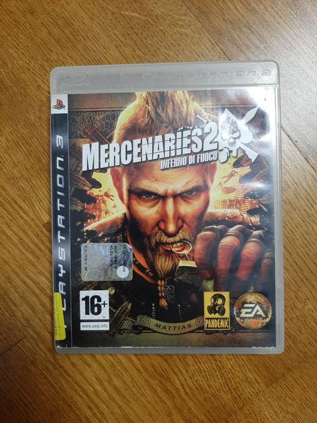 Mercenaries 2 / Игра PS3 / диски PS3 / ігри на пс3