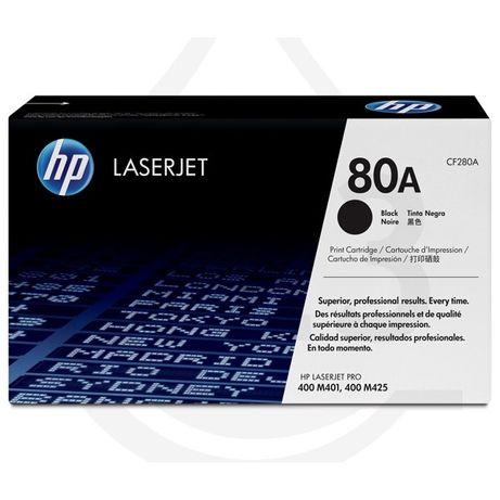 Toner Black Czarny HP laserjet 80A , 12A