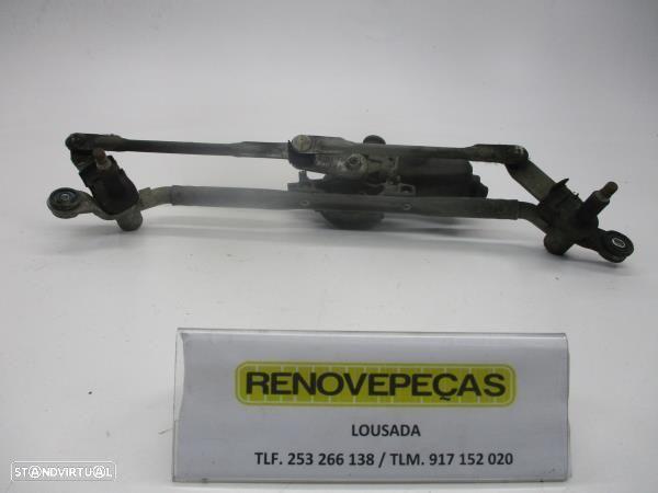 Armação Com Motor Limpa-Vidros Frente Smart Forfour (454)