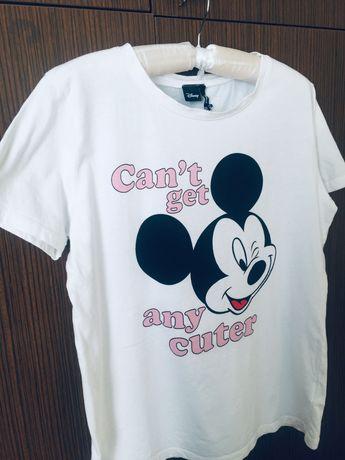 T-shirt Sinsay Disney r. M, stan bardzo dobry