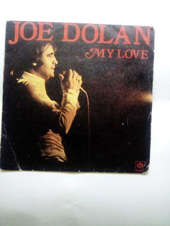 Vinil 45 rpm Joe Dolan, My love