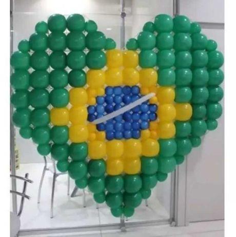 Parede de balões - Festas