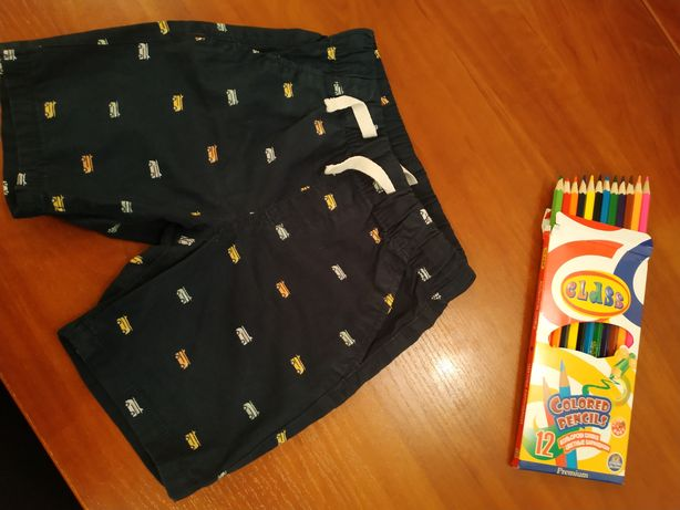 Дитячі шорти для хлопчика H&M