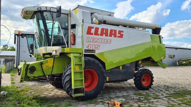 Claas lexion 415 , 420  , 410 medion mega