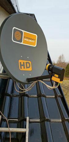 Antena Hd Możliwość Montażu Serwisu Nowy Targ