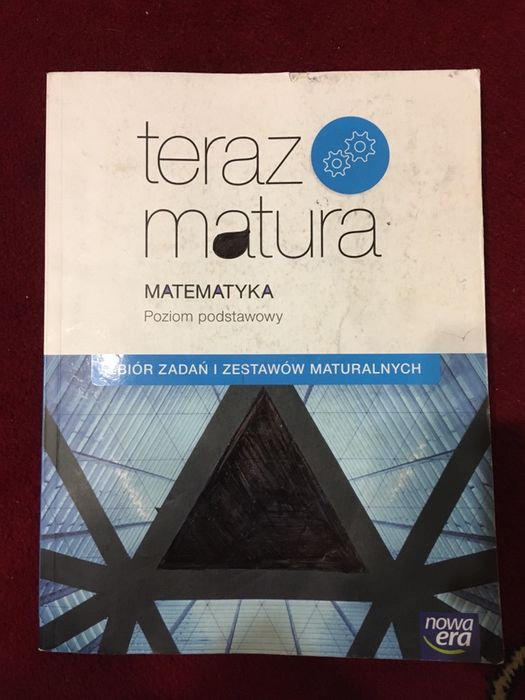 Teraz matura matematyka zbior zadan i zestawow mafuralnych Katowice - image 1