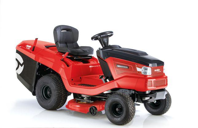 AL-KO Traktor Ogrodowy SOLO T 16-95.6 HD V2