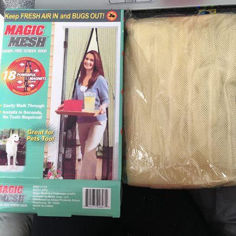 Magic Mesh - Москитная сетка на магнитах