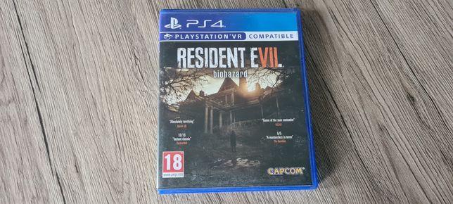 Resident evil 7 ps4 stan idealny
