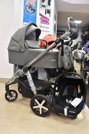 OSTATNI! NOWY! Baby Design Husky 3w1 z Maxi-Cosi Cabriofix GWAR!