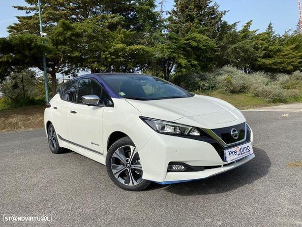 Nissan Leaf 40Kw Tekna ProPilot Park